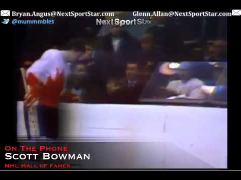 Interview with Scotty Bowman