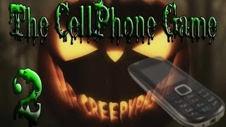 """""""The Cell Phone Game"""" 
