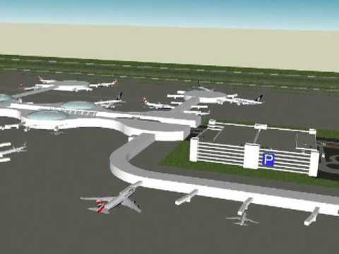 Sistema VALCHIP para instalaciones de vídeo seguridad en Aeropuertos