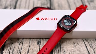 Apple Watch Series 7 Real Review