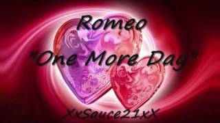Romeo - One More Day - Latin Freestyle Music