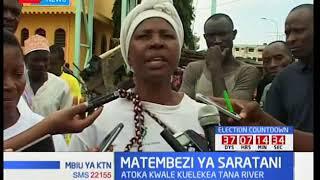 Matembezi ya saratani: Mwanamke atoka Pwani