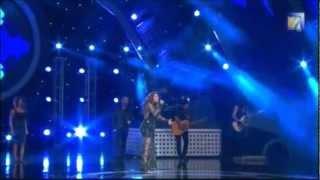 """Yuridia - """"Lo Que Son Las Cosas"""" + """"Ya Te Olvidé""""- """"Lunas Del Auditorio 2012"""" HD HQ"""
