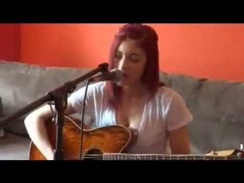 """Nelly Furtado cover """"I'm Like a Bird"""" by Maria K"""