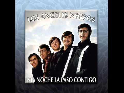 LOS ANGELES NEGROS  _  PUERTO VACIO 1971