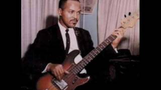 "James Jamerson's isolated bass on ""Standing In The Shadows Of Love"""