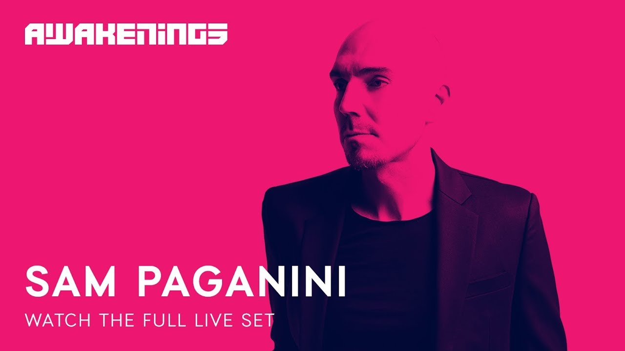 Sam Paganini - Live @ Awakenings New Years Specials 2018