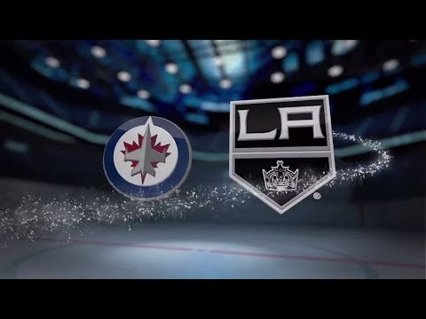 Winnipeg Jets vs Los Angeles Kings - November 22, 2017 | Game Highlights | NHL 2017/18. Обзор матча