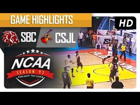 Red Lions vs. Letran Knights | NCAA 93 | MB Game Highlights | July 25, 2017