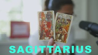 "SAGITTARIUS - ""FAITH AND DESTINY HAVE DECIDED"" JULY MID MONTH TAROT READING"