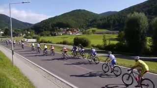 preview picture of video 'Grazer Bike-Marathon Stattegg 17.8.2014'