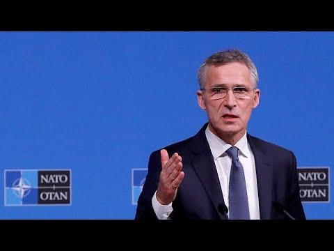Στόλτενμπεργκ προς πΓΔΜ: «Αδράξτε την ιστορική ευκαιρία»…