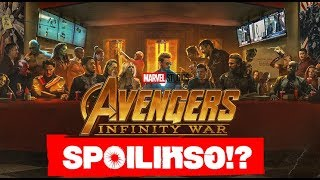 Avengers Infinity War : สปอยล์ยับกับหนังที่หดหู่สุดใน MCU!!