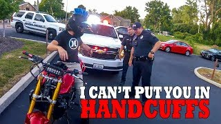COOL & ANGRY COPS  | POLICE VS MOTO |  [Episode 77]