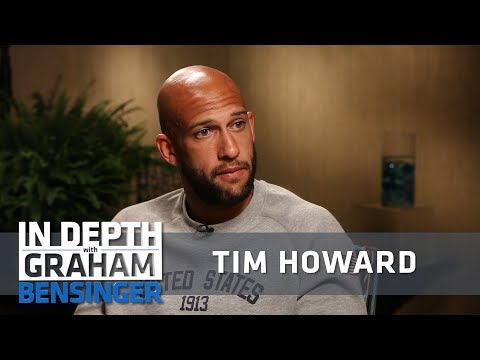 Tim Howard: I don't enjoy playing the game