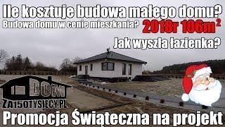 Film do artykułu: Koszt budowy domu 2019:...