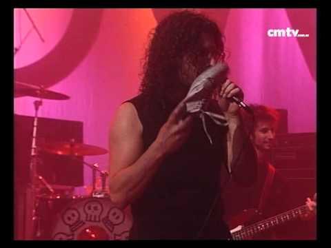 Los Caballeros de la Quema video Cero mensaje en el contestador - CM Vivo 2000