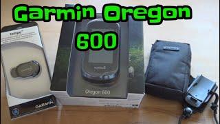 "Mein ""neues"" Garmin Oregon 600"