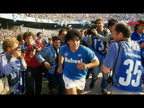 Diego Maradona Movie Trailer