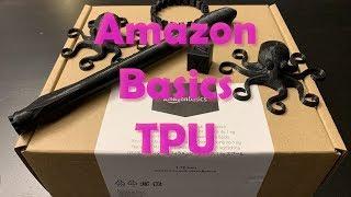 Amazon Basics TPU Filament Review - 3d printer filament - TPU Filament Review