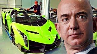 День из жизни самого богатого человека в мире Джеффа Безоса