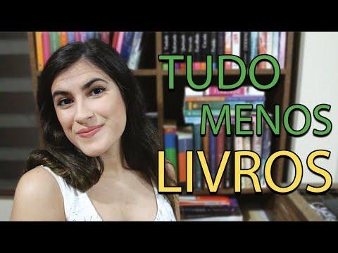 TUDO MENOS LIVROS | BOOKTAG