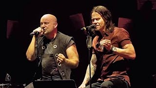 """Disturbed & Myles Kennedy Joins Us For """"Sound Of Silence"""" in Houston"""