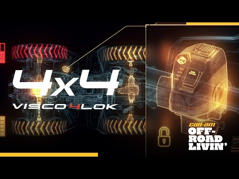 2021 Can-Am Outlander X MR 1000R with Visco-4Lok in Pine Bluff, Arkansas - Video 2