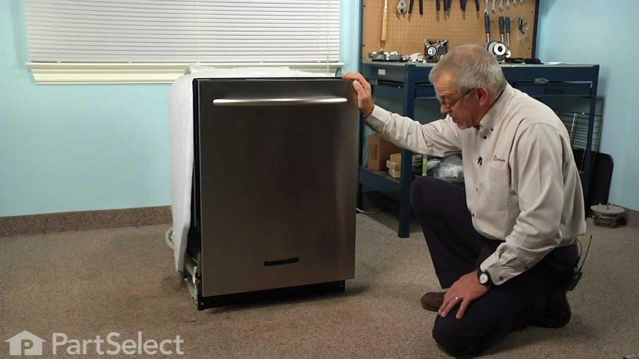 Replacing your KitchenAid Dishwasher Circulation Pump and Motor