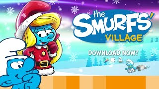 Smurfs' Village: New Christmas Update • Smerfy