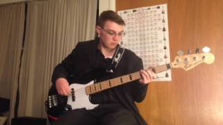 Andy Williams - Let it Snow! Let it Snow! Let it Snow! (Bass Cover)