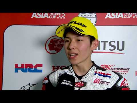Interviews: TOP3 race 1 Losail International Circuit