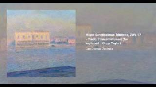 Missa Sanctissimae Trinitatis, ZWV 17