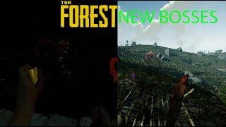 New Mutant Bosses (v.1.10) - The Forest