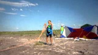Водный парашют