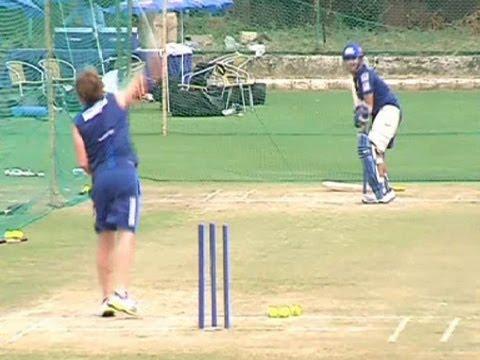 Sachin Tendulkar practice hard to regain his form for CL T20