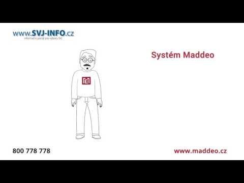 Systém Maddeo pro vodoměry a měřiče tepla