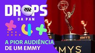 Drops da Pan: Cerimônia do Emmy 2020 teve a pior audiência da história