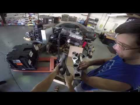 Pypes Performance headers on VF's 302 at Bruce Henn's Garage