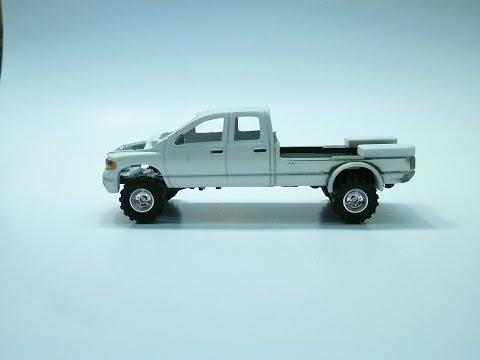 1/64 custom farm truck Ertl and projects