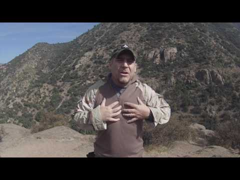 Camisa de combate para hacer Trekking