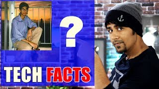 Sundar Pichai Unknown Facts ? |  Technology Facts in Hindi | Technical Sagar