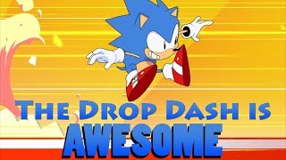 Why Sonic Mania's Drop Dash Is Awesome   Kholo.pk
