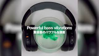 Crusher Evo 振動する重低音