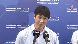 【新加坡大选】赢得盛港集选区 工人党团队即刻开始工作报答选民
