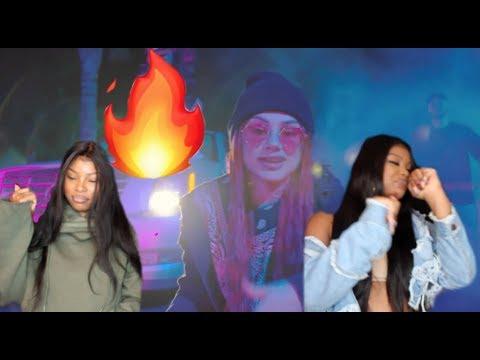 Snow Tha Product ft. Alemán - Dale Gas (Official Music Video) REACTION | NATAYA NIKITA
