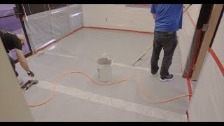 Prep and Pour an ElastoCrete Floor
