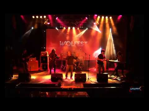 """The dreamer"" by Defeat Mind LIVE at Wolfest Mallorca 2013"