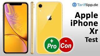 Apple iPhone Xr   Test deutsch