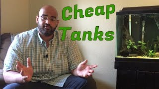 Where To Get Cheap Fish Tanks And Supplies? Top 5 Ways